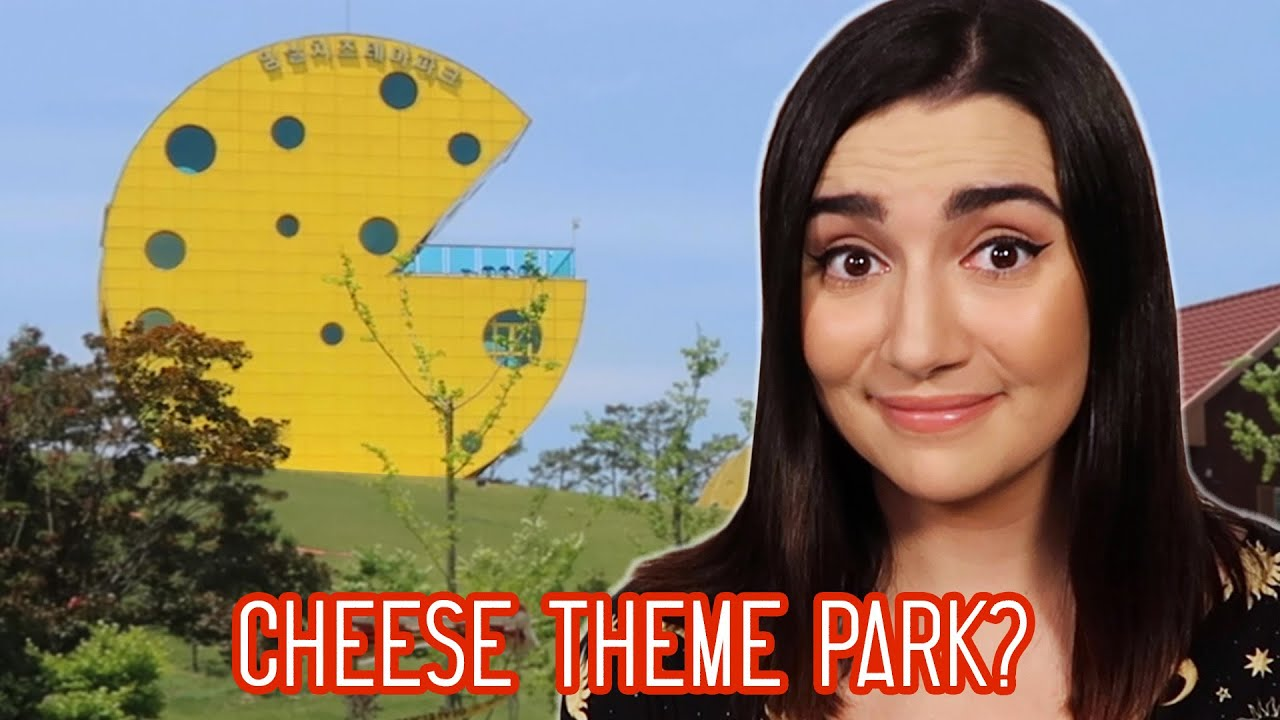 I Went To A Cheese Theme Park In South Korea