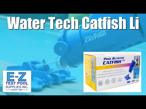 Water Tech Pool Blaster Catfish Li