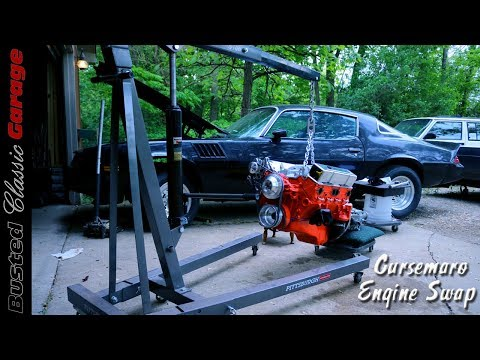 Download A successful failure? Weekend engine swap on my