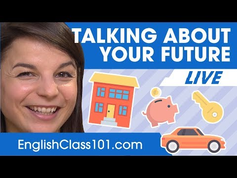 How to Talk about Your Future - Basic English Phrases