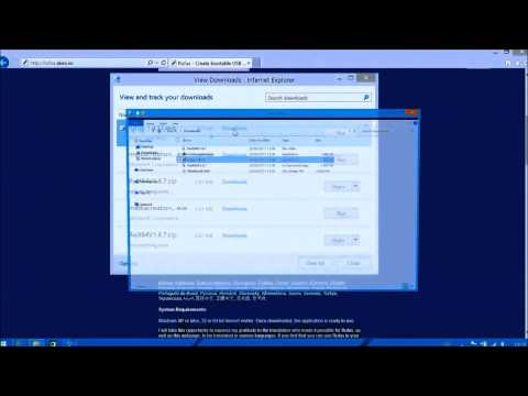 Download a Windows 8.1 OEM  iso and preparing a Bootable USB for a UEFI BIOS with SecureBoot