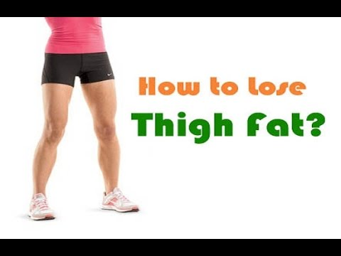 How to Lose Inner Thigh Fat Fast | Exercises to Lose Thigh Fat