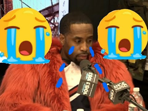 Safaree CRIES ON RADIO After Getting Jewelry and Money Taken #LHHNY