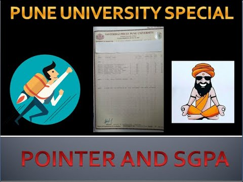 PUNE UNIVERSITY POINTER SYSTEM EXPLAINED. MUST WATCH FOR ALL FIRST YEAR ENGINEERING STUDENTS