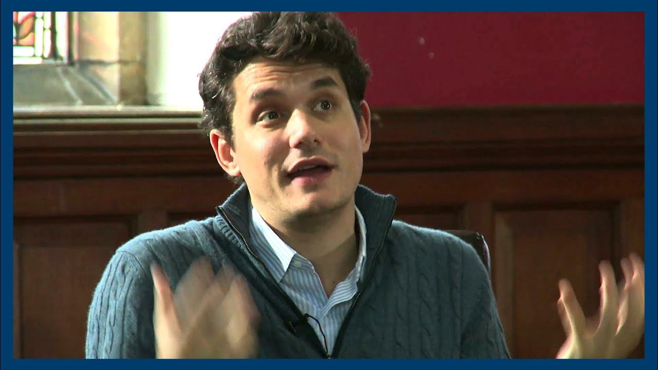 John Mayer | Life In Music | Oxford Union