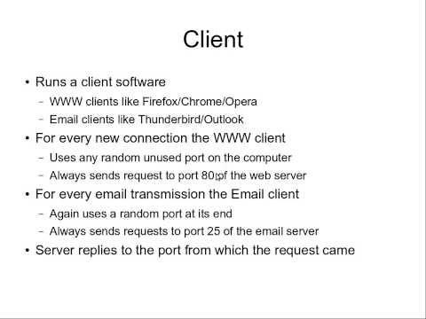 Linux Web Server - Basic - UTA LUG [CC]