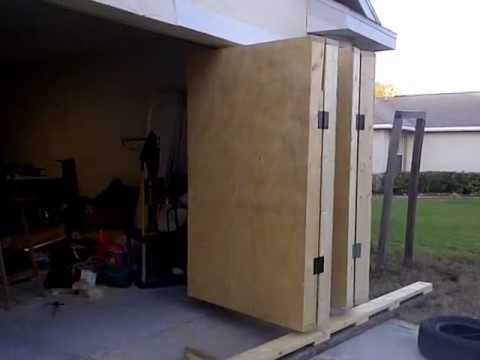 Garage Accordian Door