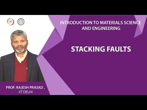 mod06lec61 - Stacking faults