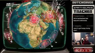 1/15/2017 -- Nightly Earthquake Update + Forecast -- 48hours left for Large EQ Watch in West Pacific