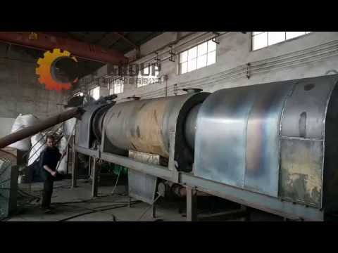 How to Make Rice Husk Charcoal with Continuous Carbonization Furnace?