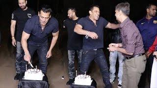 Salman Khan's GRAND 53rd Birthday Celebration 2018 At Panvel Farmhouse