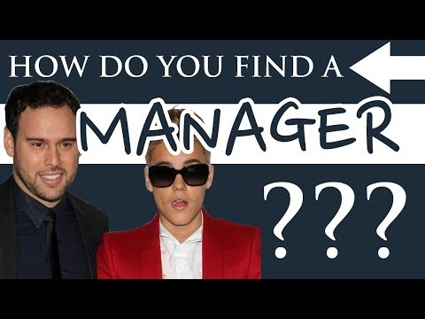 How To Find A Manager (Music Business Advice For Independent Artists)