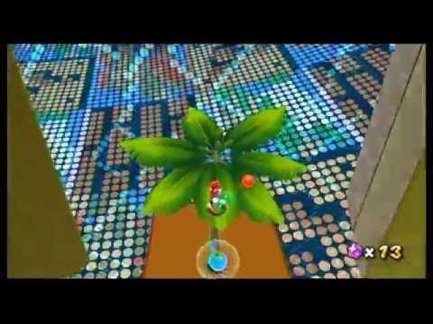 Super Mario Galaxy Custom Level - Twisty Triumphs