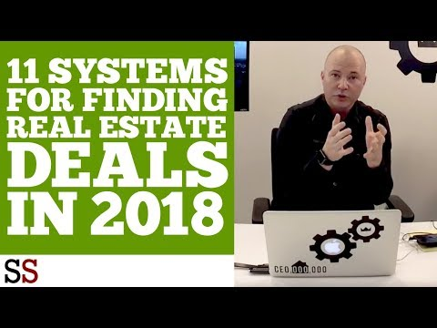 11 Systems For Finding Real Estate Deals In 2018