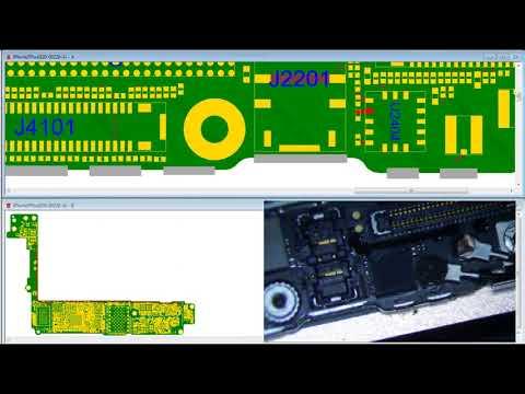 iPhone 7+ Getting Hot   Charging Erratic   Long Screw Damage   No Gyroscope