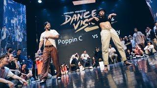Poppin C vs Acky - Dance Vision vol 6 Final