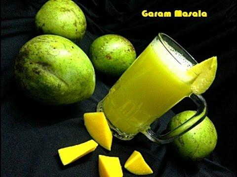 Pachamanga Juice പച്ച മാങ്ങാ ജ്യൂസ് Raw Mango Juice