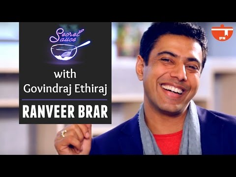 Ranveer Brar on Secret Sauce With Govindraj Ethiraj | Full Episode | IFN
