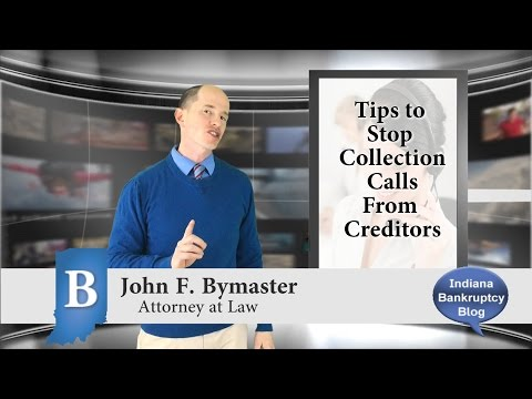 Tips to Stop Collection Calls From Creditors
