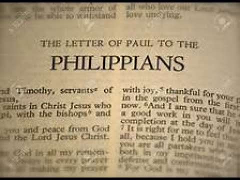Philippians 3 Daily Bible Reading with Paul Nison