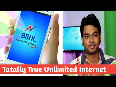 Jio Vs BSNL - Totally Free Unlimited Data and Calling From BSNL