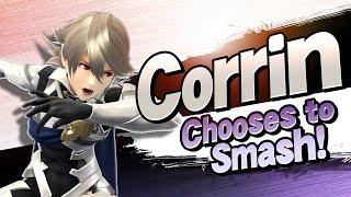 Super Smash Bros. — Коррин выбирает Smash!