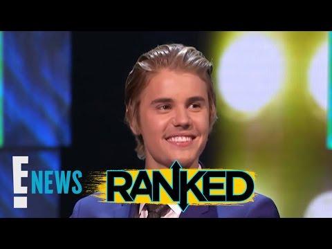 Justin Bieber's Best Haircuts RANKED | Ranked | E! News