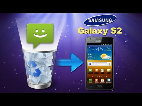 Galaxy SMS Recovery: How to Recover Deleted SMS Text Messages on Galaxy S2/S3/S4 easily?