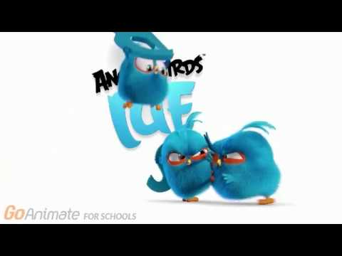 Go!Animate Network - Angry Birds Blues Promo - PakVim net HD