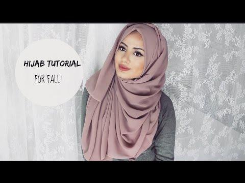 Xxx Mp4 Easy Hijab Styles For Fall Hijab Tutorial Hijabhills 3gp Sex