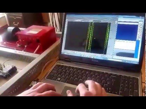 Dc Motor Speed Control with SCADA, PLC & Arduino