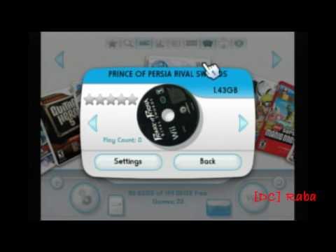 USBLOADER GX - Jugar isos de Nintendo Wii desde una Memoria o Disco Duro USB