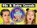 Download Video Download Kids Try 90s & Retro Cereal They've Never Heard Of | Kids Vs. Food 3GP MP4 FLV