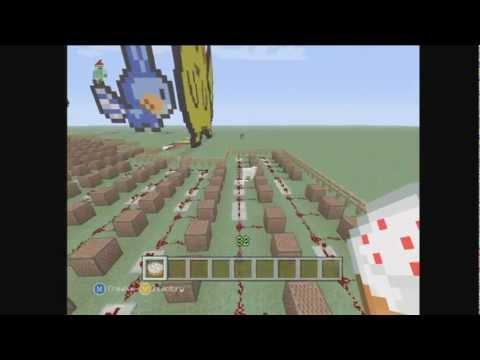 [Xbox 360] Minecraft Note Block Song - Pokemon Elite Four Theme