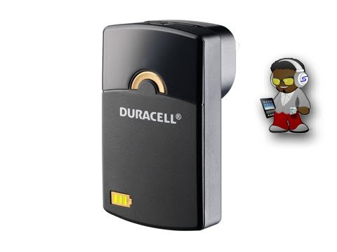 Duracell Portable Charger 1800 MAH Unboxing