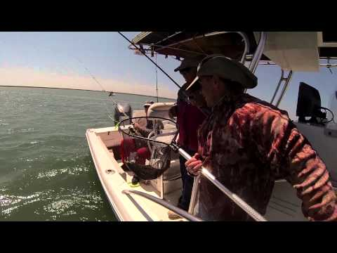 April 17th and 18th 2013 Flounder Fishing in Wachapreague, Virginia(clips combined)