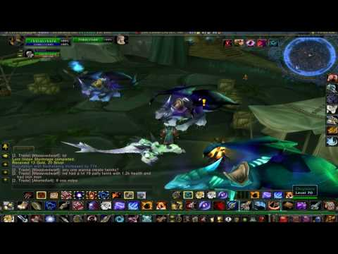 WoW-On Wings Of Nether Achievement plus Netherdrake mount