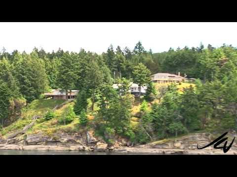 Tsawwassen to Swartz Bay by the Islands -  Spectacular Beauty -  BC Ferries