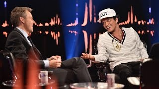 "Interview with Bruno Mars ""That"