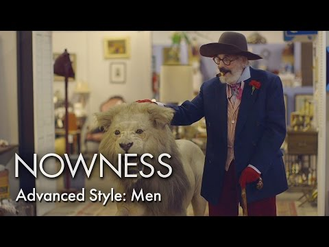 Advanced Style Men Tips From The Senior Fashion Bible