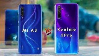 Mi A3 vs Realme 5 Pro Comparision | Galti Mat Karna Samjhe #mia3srealme5pro