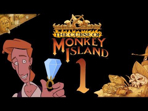 Monkey Island 3 -  Ep 1 : La malédiction