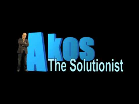 Akos 'The Solutionist' Talks About Making the Perfect Martini