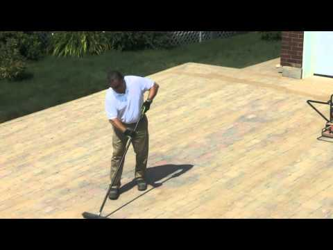 Techniseal: Paver Joint Replacement - Installing Polymeric Sand