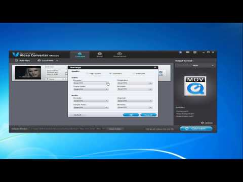 How to Convert MXF to MOV QuickTime Quickly and Easily