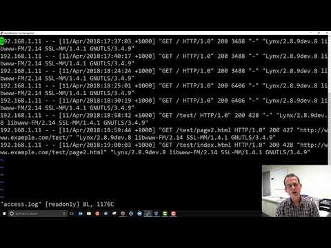 Apache Web Server Access Log