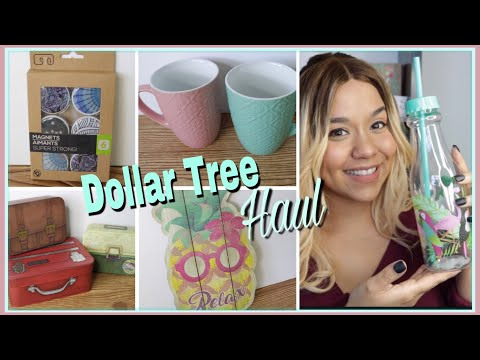 Dollar Tree Haul MAY 2018 WISHLIST items found!