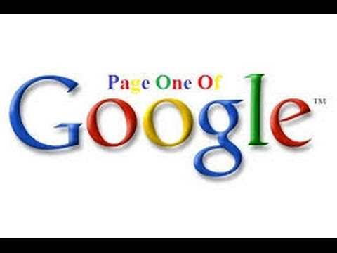 Get free Exposure from Page 1 of Google
