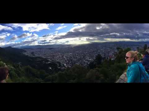 Bogota and beautiful La Monserrate, Colombia with Gotta Find Fun