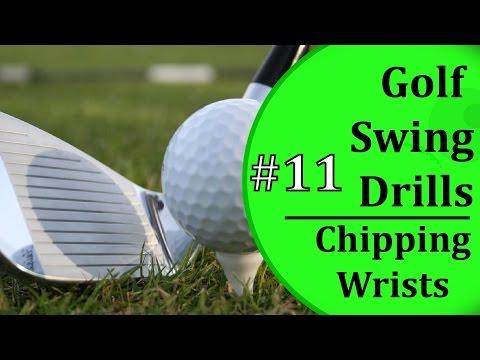 Beginner Golf Swing Drills -  #11: Chipping Wrist Control | Learn-To-Golf.com